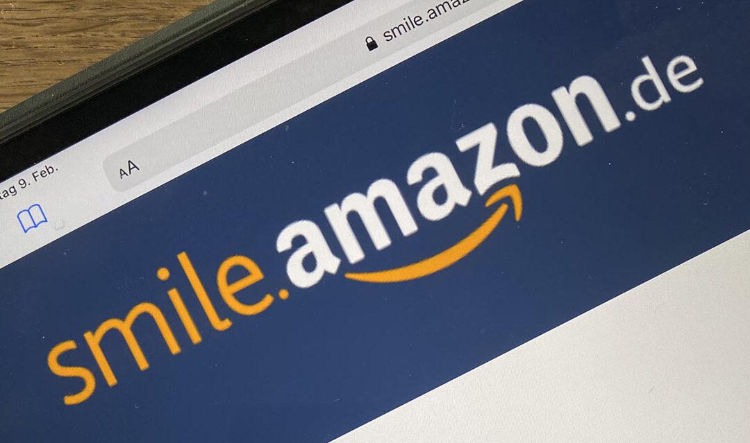 Unterstützung durch Smile.Amazon.de