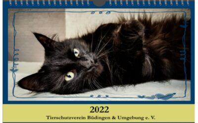 Kalender 2022 – Er ist da